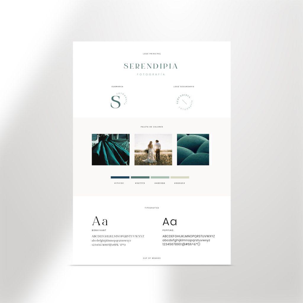 Serendipia_Brandboard